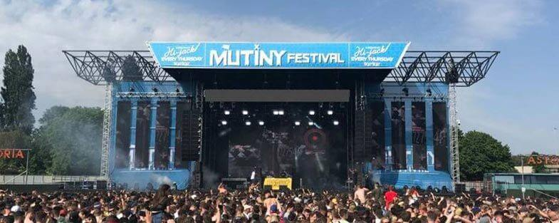 Mutiny Festival Stage