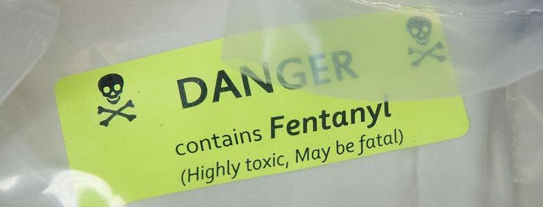 Fentanyl Addiction & Deaths UK