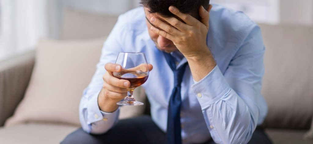 problem with alcohol